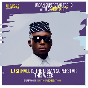 Urban SuperStar Top10 w. Abby ( Dj Spinall  Edition)