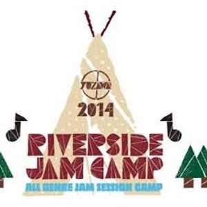 Sancho Meiso Chaya Morning Ambient Live @ Riverside Jam Camp 2014