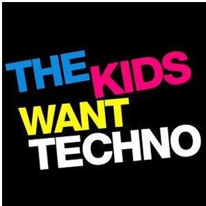 dorian guray -the kids want techno