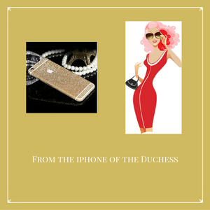 645 - Tunes from The iPhone of The Duchess