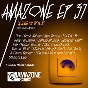 """Compil """"A Taste of Vol3"""" Amazone37_mixed by Marco Asoleda"""