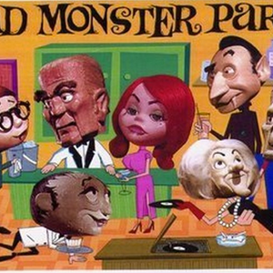 "DJ Ray Velasquez presents ""Mad Monster Party"""