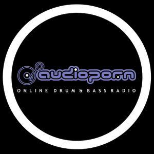 #010 Audioporn FM - D&B Shakedown - Nov 22nd 2015 (Special Guest DJ Hilix)
