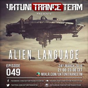 UkTuniTranceTeam - Alien Language 049