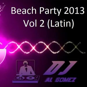 Beach Party 2013 Vol 1 (Latin)