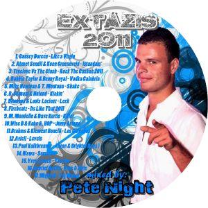 Pete Night - Extázis 2011 Promo