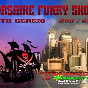 Corsaire Funky Show avec Sergio du 13 février 2013