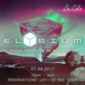 Elysium Launch Party Mix