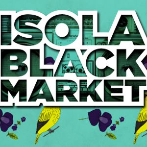 Berraman @ Isola Black Market - Live Dj Set - 10.02.2017