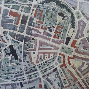 Clare Maudling - The Rebuilding of Exeter after the Blitz
