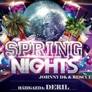 Johnny DK & Rescue live @ Spring nights - +21Club 2015.04.11