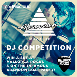 Abandon Magaluf DJ Competition - Stewart Conner