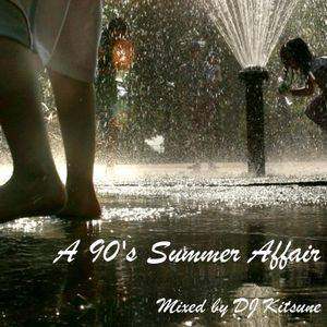 DJ Kitsune - A 90's Summer Affair