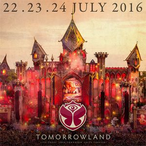 Armin Van Buuren - live at Tomorrowland 2016 Belgium (Main stage) - 22-Jul-2016