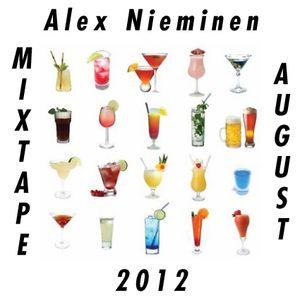 Alex Nieminen Mixtape August 2012