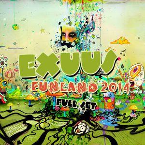 ExUus - Funland 2014 - Full Set