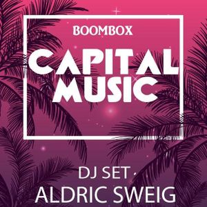 Aldric Sweig - Capital Music Alameda Central  Toluca