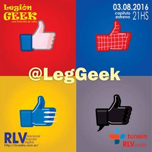 LEGION GEEK 3-8-16