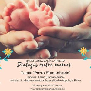 Diálogos entre mamás. Emisión 6. 22/08/16
