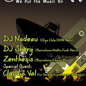 DJ Sherg @ Groovin' (Naveluna, Stgo Chile) (Mar-31-12)