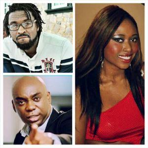Dami B's Radio Show 'Naija Juice' ft co-presenter Godwin Okpocha- Episode 8- Guest: Nelson Spyke