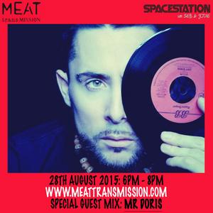 Spacestation w/ Mr Doris 28/08/15