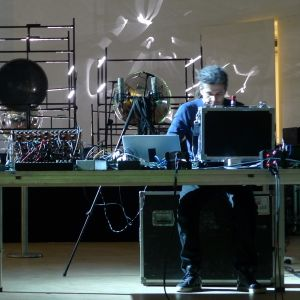 Robert Piotrowicz solo at Carbon Atlantis, TNM2014