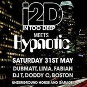in2dep mees hypnotic live set dj dody cee