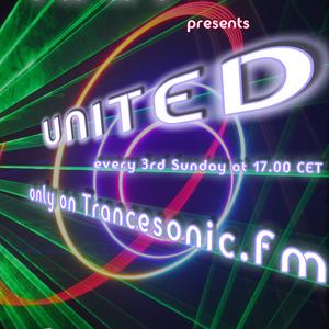 Trancesonic.fm pres: UNITED #009 - 2013.01.20st - DJ NAT SET