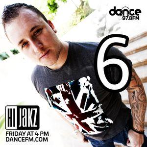 Hijakz - Dance FM (29-12-17)