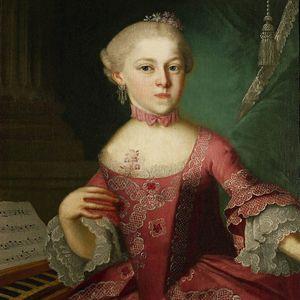 Les oubliées #6 : Anna Maria Mozart