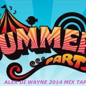 Alex Di Wayne - Summer Party 2014