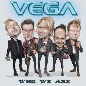 Interview With Nick & Marcus from VEGA on the NI Rocks A-Z Show 31st May 2016