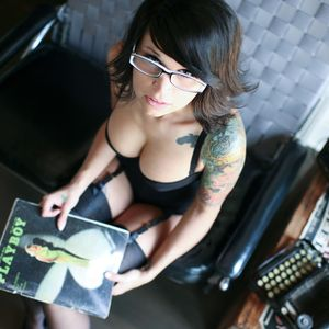 Music To Watch Suicide Girls Go By
