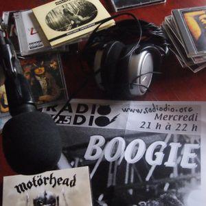 BOOGIE SUR RADIO DIO 24 JUIN 2014 www.radiodio.org
