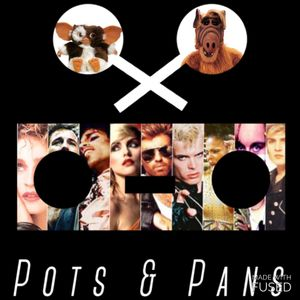 Pots & Pans Radio - Episode 49 - 80's Holiday Cheese Platter