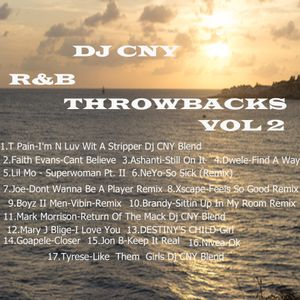 R&B THROWBACKS VOL 2