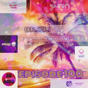 Dr.Gri - Positive Emotions ep.100