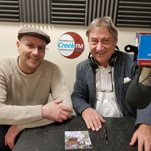Faversham Natters with David Selves - 21th February 2018