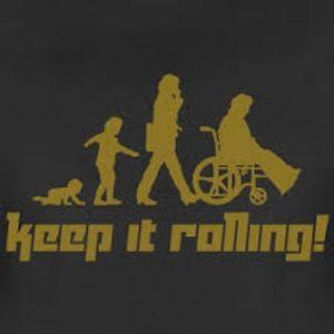 keep it rolling ;-)