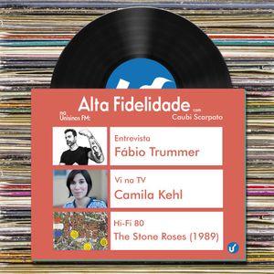 Alta Fidelidade | 29.04.2015 | Entrevista com Fábio Trummer