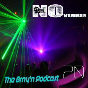 BRNY - The Brny'n Podcast 20- NOvember