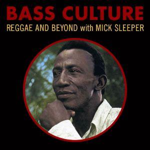 Bass Culture - April 20, 2015