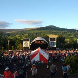 Hungover at the Green Man Festival (Chorlton FM) 18-8-12