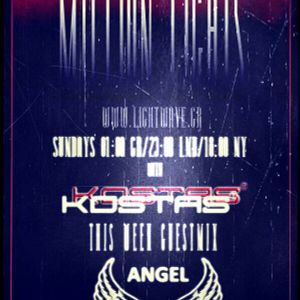 Kostas T - Million_ Lights_ Ep05 (GuestMix  By  Angel V)