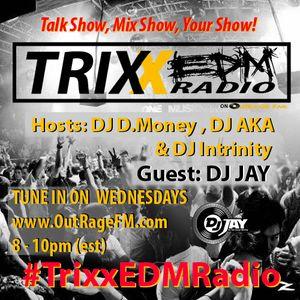 Trixx EDM Radio Episode 003 - EURO