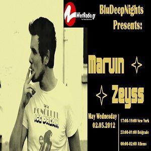 BluDeepNights on Westradio Vol.6 Zeljka Kasikovic and Marvin Zeyss