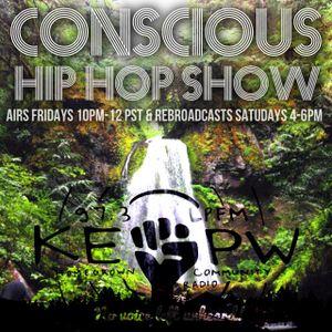6/23/2017 The Conscious Hip Hop Show w/ J5MD KEPW-LP 97.3 FM Eugene Oregon community radio