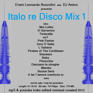 Italo re Disco Mix