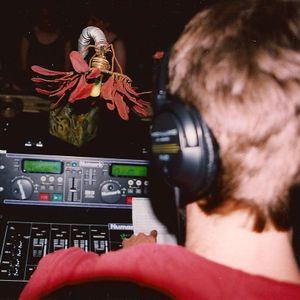 DJ Fiasco at The Yumi Yuki Club 2001